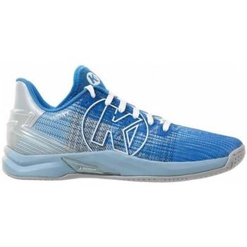 Sapatos Mulher Multi-desportos Kempa Chaussures femme  Attack One 2.0 bleu/gris clair chiné