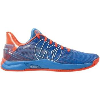 Sapatos Homem Multi-desportos Kempa Chaussures  Attack One 2.0 bleu/rouge fluo