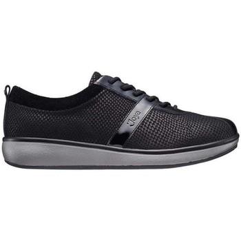 Sapatos Mulher Sapatilhas Joya SAPATOS  EMMA W COBRA NEGRA