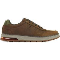 Sapatos Homem Sapatos Skechers Evenston Fanton Castanho
