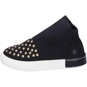 Sapatos Rapariga Sapatilhas Joli BK236 Preto
