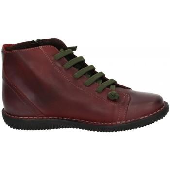 Sapatos Mulher Botas baixas Boleta  Vermelho
