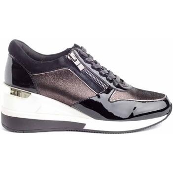 Sapatos Mulher Sapatilhas Stephen Allen 2077-5 Preto