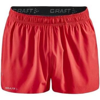 Textil Homem Shorts / Bermudas Craft Adv Essence 2 Stretch Shorts M Vermelho