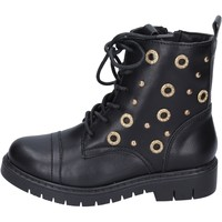 Sapatos Rapariga Botins Joli BK242 Preto