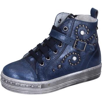 Sapatos Rapariga Sapatilhas Eb Sneakers BK243 Azul