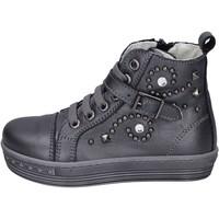 Sapatos Rapariga Sapatilhas de cano-alto Eb Sneakers BK244 Cinza