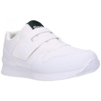 Sapatos Rapaz Sapatilhas Gorila 66201 Niño Blanco blanc