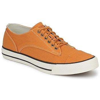 Sapatos Mulher Sapatilhas Diesel MARCY W Laranja