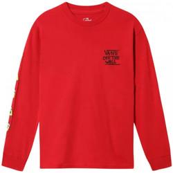 Textil Criança T-shirt mangas compridas Vans x the simpso Multicolor