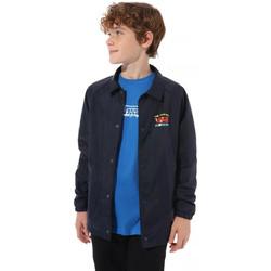 Textil Rapaz Corta vento Vans Torrey boys Multicolor