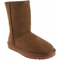 Sapatos Mulher Botas de neve Kelara K01207 Marrón