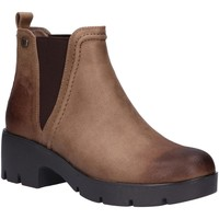 Sapatos Mulher Botins MTNG 58712 Beige