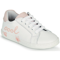 Sapatos Rapariga Sapatilhas GBB EDONIA Branco
