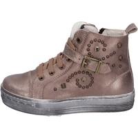 Sapatos Rapariga Sapatilhas Eb Sneakers BK247 Castanho
