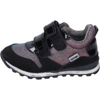 Sapatos Rapariga Sapatilhas Enrico Coveri BK251 Preto