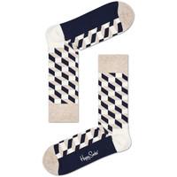 Acessórios Homem Meias Happy Socks Filled optic sock Multicolor