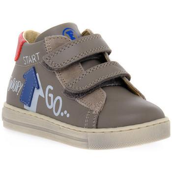 Sapatos Rapariga Sapatilhas Naturino FALCOTTO 1B76 HOGWA AZZURRO Blu