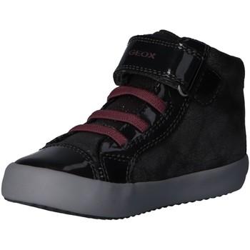 Sapatos Rapariga Sapatilhas Geox B041MA 0PVHH B GISLI Gris