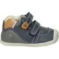 Sapatos Criança Botas baixas Biomecanics ZAPATOS  201120 A NIÑO AZUL Bleu