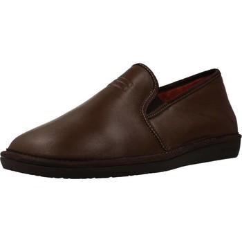 Sapatos Homem Chinelos Nordikas 7517 Marron