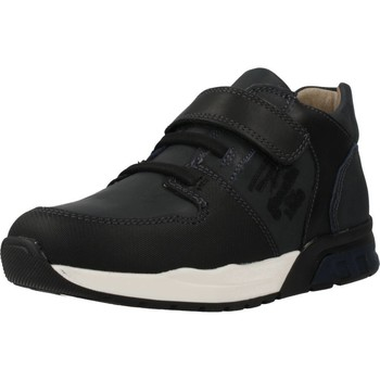 Sapatos Rapaz Sapatilhas de cano-alto Garvalin 201420 Azul