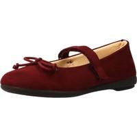 Sapatos Rapariga Sapatos & Richelieu Vulladi PARISINA Vermelho