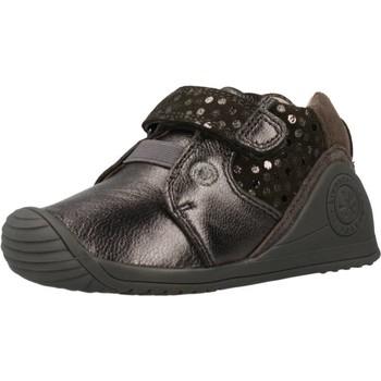 Sapatos Rapariga Sapatilhas de cano-alto Biomecanics 201112 Cinza