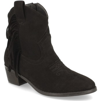 Sapatos Mulher Botins Prisska TY1038 Negro