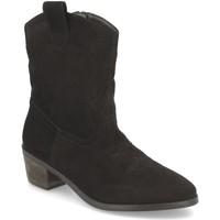 Sapatos Mulher Botins Prisska TY1060 Negro