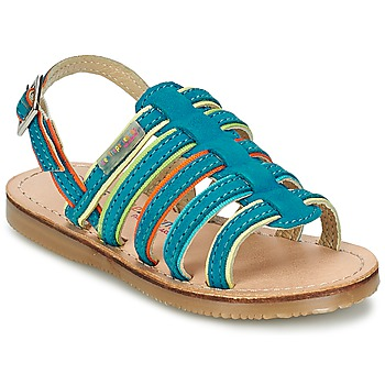 Sapatos Rapariga Sandálias Les Tropéziennes par M Belarbi MISS Azul