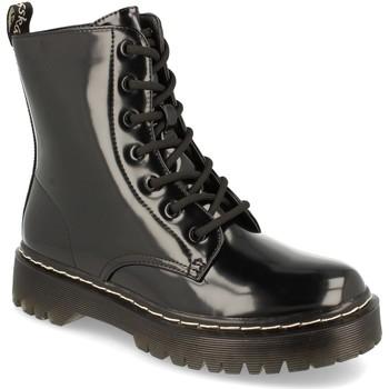 Sapatos Mulher Botas baixas Prisska HX-70 Negro