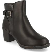 Sapatos Mulher Botins Prisska YC8350 Negro