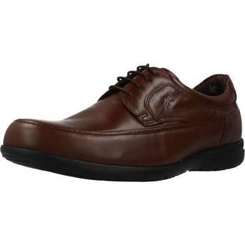 Sapatos Homem Sapatos Fluchos LUCA Marron