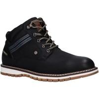 Sapatos Homem Sapatilhas de cano-alto Lois 64005 Negro