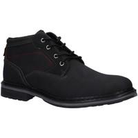 Sapatos Homem Botas baixas Lois 64009 Negro
