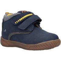 Sapatos Rapaz Botas baixas Lois 46147 Azul
