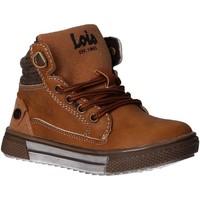 Sapatos Rapaz Botas baixas Lois 46146 Marr?n