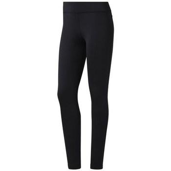 Textil Mulher Calças Reebok Sport Wor PP Preto