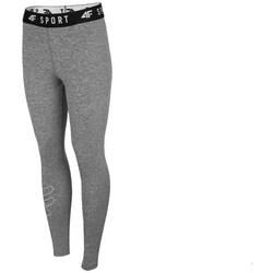 Textil Mulher Calças 4F SPDF001 Cinzento