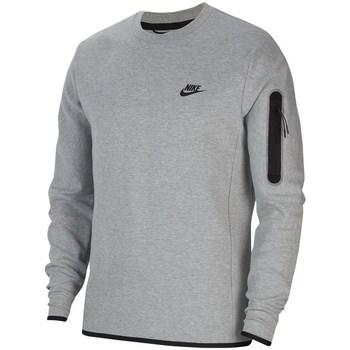 Textil Homem Sweats Nike Sportswear Tech Fleece Cinzento