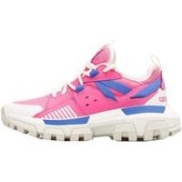 Sapatos Mulher Sapatilhas Caterpillar Raider Sport Branco, Azul, Cor-de-rosa