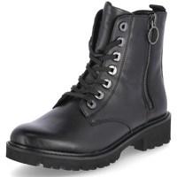 Sapatos Mulher Botas baixas Remonte Dorndorf D867101 Preto