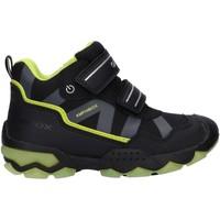 Sapatos Rapaz Multi-desportos Geox J949WC 0FU54 J BULLER B ABX Negro