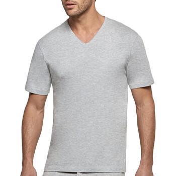Textil Homem T-Shirt mangas curtas Impetus 1360002 507 Cinza