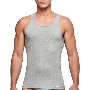 Textil Homem T-Shirt mangas curtas Impetus 1334001 507 Cinza