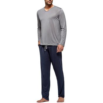 Textil Homem Pijamas / Camisas de dormir Impetus Travel 4593F84 G20 Cinza