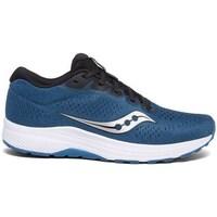 Sapatos Homem Sapatilhas Saucony Clarion 2 Azul