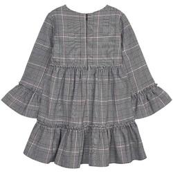 Textil Rapariga Vestidos curtos Mayoral  Gris