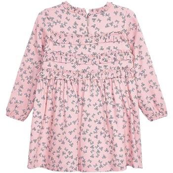 Textil Rapariga Vestidos curtos Mayoral  Rosa